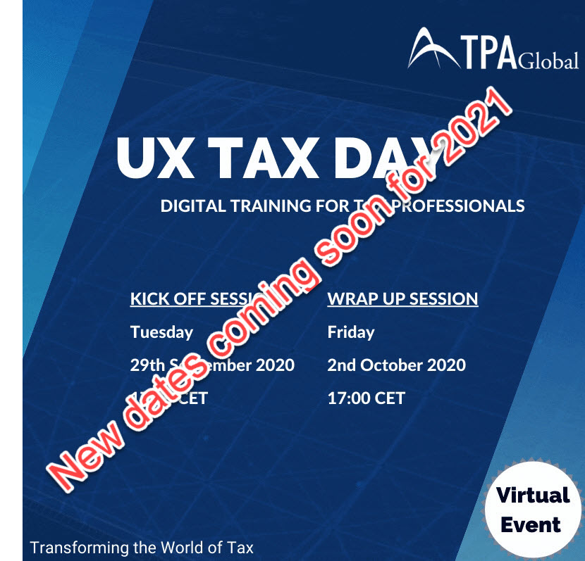 Digital Training for Tax Professionals